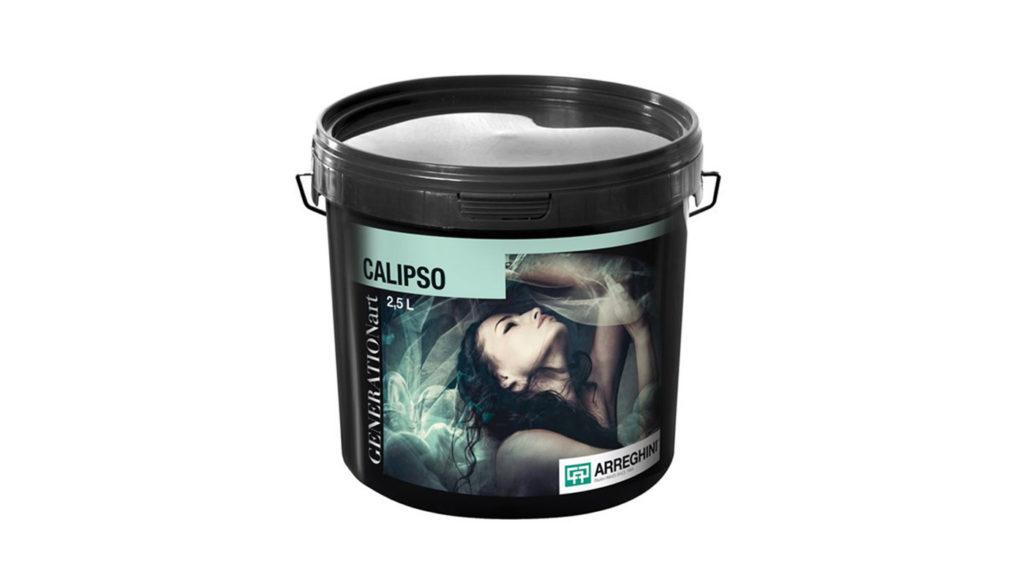 Декоративная краска CALIPSO SILVER CAP Arreghini