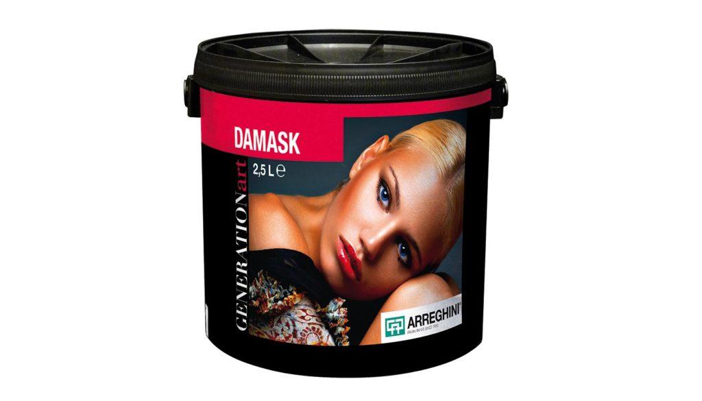 Декоративная краска DAMASK CAP Arreghini