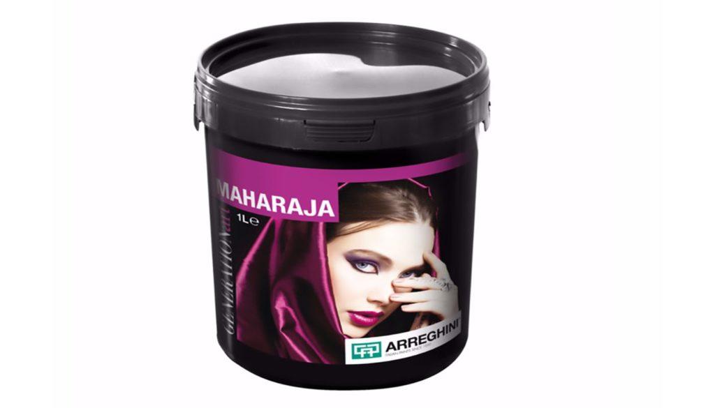 Декоративная краска MAHARAJA CAP Arreghini