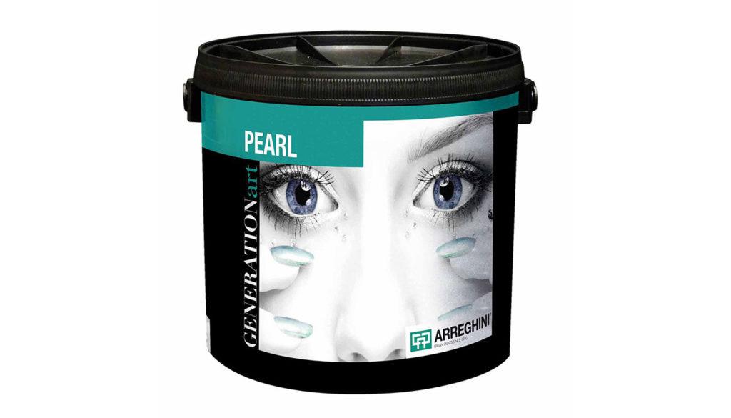 Декоративная краска PEARL CAP Arreghini