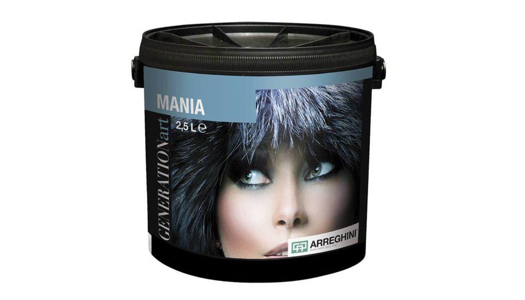 Декоративная краска MANIA CAP Arreghini